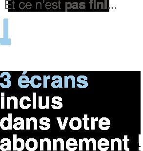 X2 ecrans